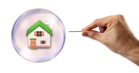 The housing bubble about to be exploited