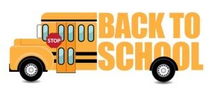 Back to School design. EPS 10 vector