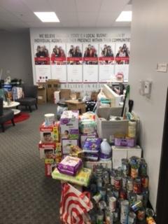 Redlands Market Donations