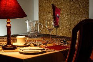 Interior Decorating Tablecloths